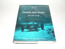 POWER AND GLORY  Volume 1 1906-1951 (Court 1966 1st edition)